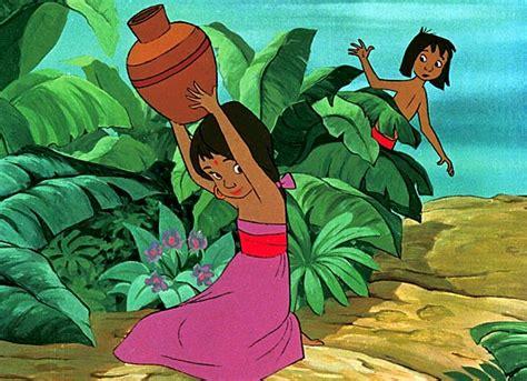 pictures of mowgli from the jungle book mowgli shanti from the jungle book
