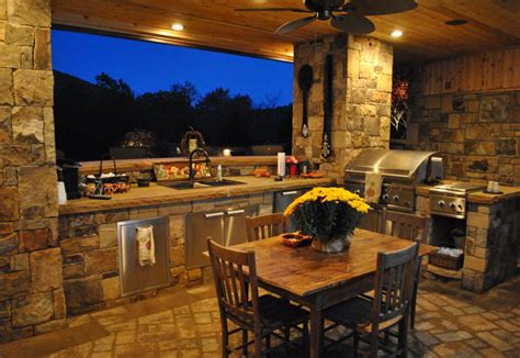 outdoor kitchen lights best patio garden and landscape lighting ideas for 2014