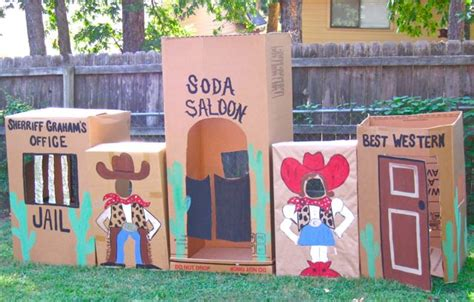 western crafts for 5 great theme for boys crafts to do with