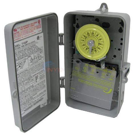 intermatic timer intermatic timer 125 volt plastic enclosure t103p