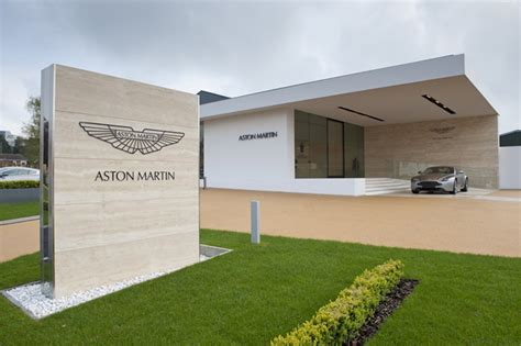 Aston Martin Newport by Aston Martin Works At Newport Pagnell