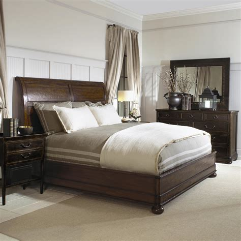 bedroom furniture vintage vintage patina tabacco by bernhardt baer s furniture