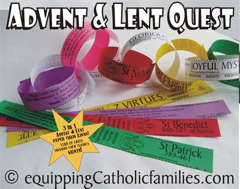 lent crafts for new advent and lent quest for the year of faith and