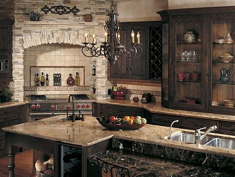 Rustic Kitchen Design Ideas by Create A Rustic Kitchen Design With The Help Of Veneers
