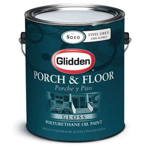 home depot urethane paint glidden porch and floor 1 gal gloss porch and floor
