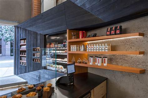 woodworking shop san francisco coffee bar by jones haydu brings a san francisco
