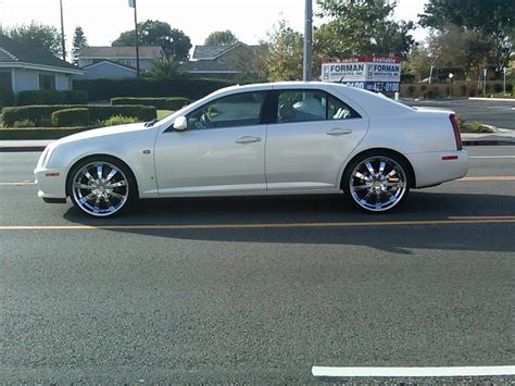 best custom rubber sts dalexander22 2006 cadillac sts specs photos modification