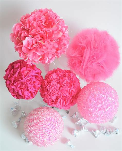 pink decorations pink decorations favors ideas
