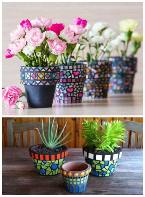 mosaic craft projects craftionary