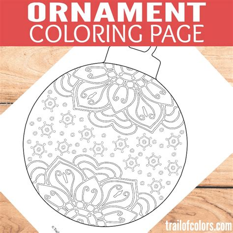 sheet ornaments palm leaf coloring sheets printable pages coloring pages