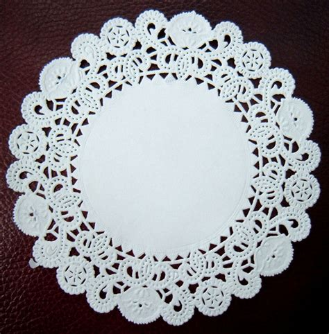 craft paper doilies white paper doilies pack 100 x disposable doily
