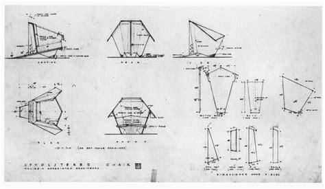 origami blueprints frank lloyd wright origami chair plans diywoodplans