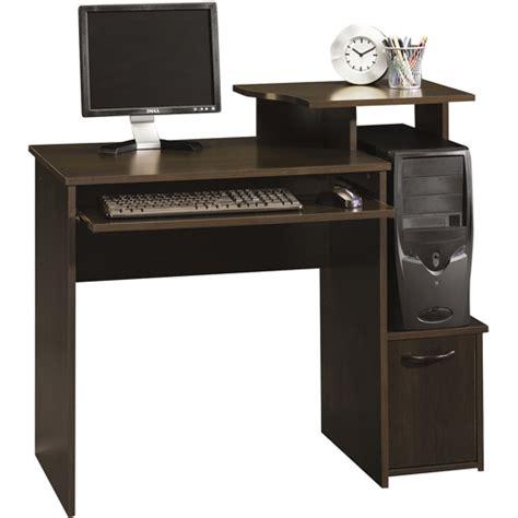 sauder beginnings student desk cinnamon cherry walmart