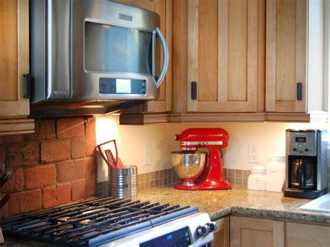 kitchen cabinet light easy cabinet kitchen lighting hgtv