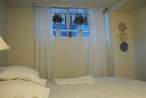 small basement window curtains basement window curtains will help you to get a new look