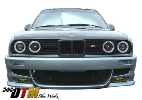Modification Bmw E30 by Bmw E30 Bumper Conversion Turn Signals