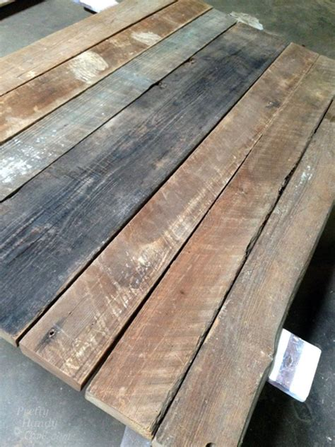 best woodworking wood rustic wood farmhouse table top from reclaimed lumber