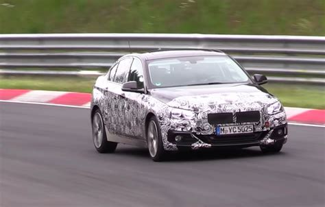 Bmw 2 Series Gran Coupe by Fwd Bmw 1 Series Sedan 2 Series Gran Coupe Spotted