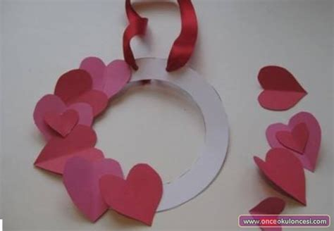 february arts and crafts for sevgililer g 252 n 252 kapı s 252 s 252 214 nce okul 214 ncesi ekibi forum