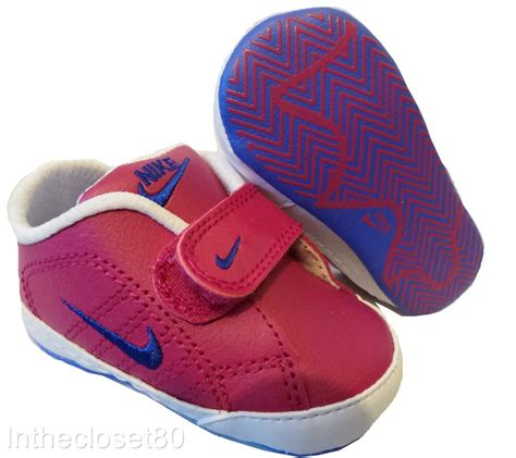 baby nike crib shoes new nike court tradition lea baby crib shoes