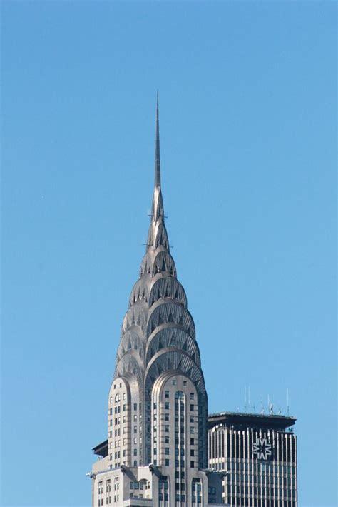 Chrysler Building Top by Top Of The Chrysler Building New York Manhattan