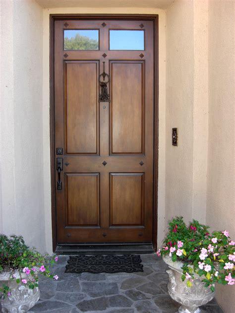 front doors creative ideas exterior wood door
