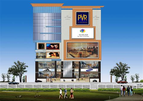House Front Elevation Designs For Single Floor novelty mall the pride of pathankot