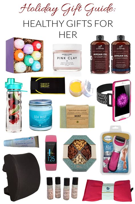 gift ideas for healthy gift ideas for enjoy health