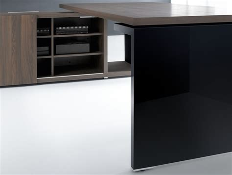 ultra modern desks ultra modern executive black desk ambience dor 233