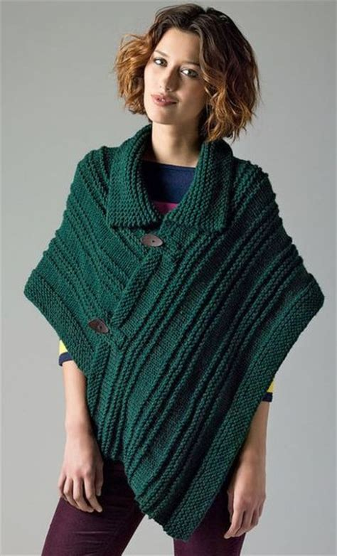 knit poncho pattern poncho knitting patterns in the loop knitting