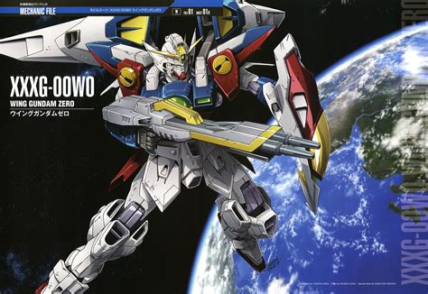 gundam wing mobile suit gundam wing wallpapers plamo hub