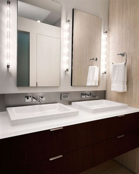 bathroom vanity lights 22 bathroom vanity lighting ideas to brighten up your mornings