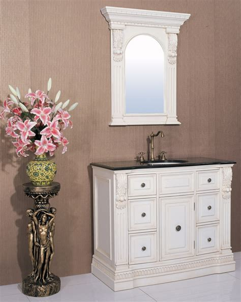 43 inch bathroom vanity 43 inch single sink bathroom vanity with choice of finish
