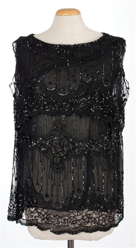 beaded blouses beaded blouse 1920s vintage 1920 s