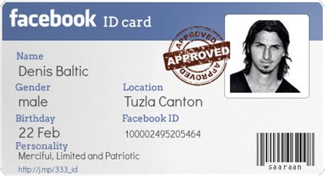 make my id card generate your id card bonus make your own fb