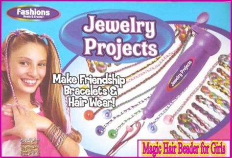 how to bead hair with a beader other toys magic hair beader for was sold for r11