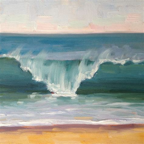 acrylic painting waves 25 best wave paintings ideas on