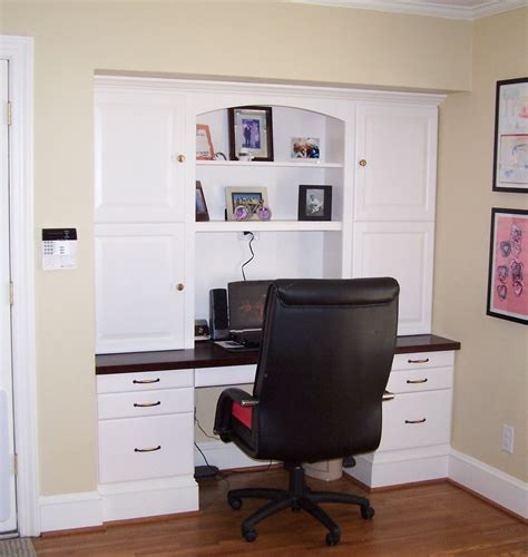 small built in desk built in desk get all the organizational space without