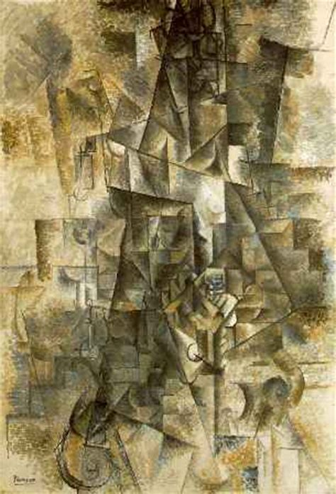 picasso paintings cubist cubism