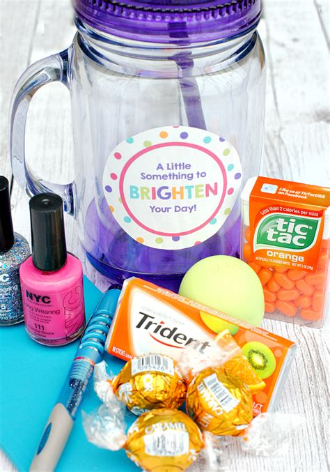 gifts for your friends brighten your day gift idea for friends