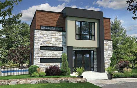 dise o planos dise o de casa minimalista de dos plantas planos de