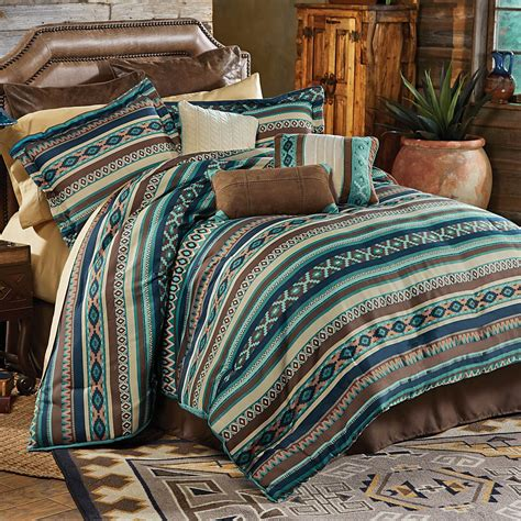 turquoise brown comforter sets turquoise river bedding collection