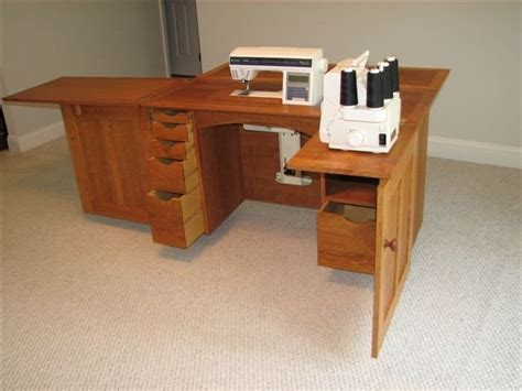 sewing machine cabinet woodworking plans sewing cabinet by tnwood lumberjocks woodworking