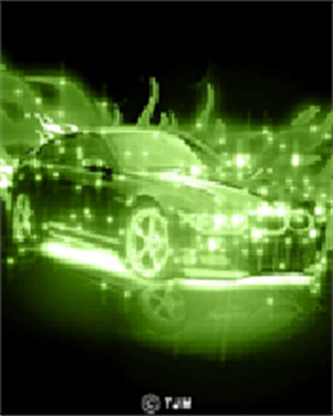 Car Wallpaper 176x220 by Animated Cool Car On Water Cell Phone Wallpapers 176x220