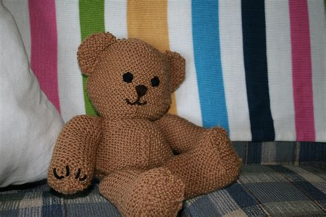 knit teddy joyful strength knit teddy