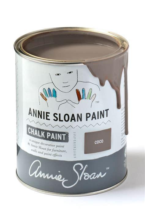 chalk paint sloan coco chalk paint by sloan 1 litre pot dovetails