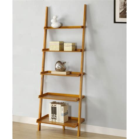 self assembly bookshelves best 22 leaning ladder bookshelf and bookcase collection