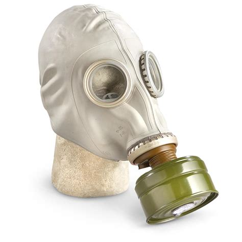 gas mask 4 new russian surplus gas masks with filter and