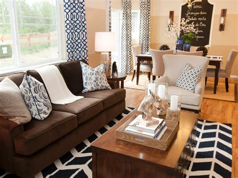 brown and white home decor photos hgtv
