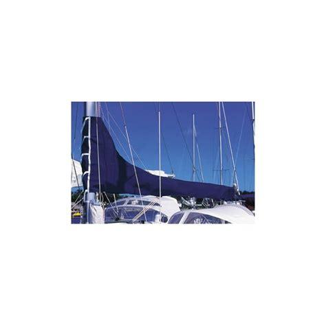 taud de grand voile plastimo dralon bleu royal pour b 244 me 3 55m km nautisme housse grand